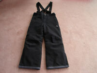 KIDS SKI PANTS - AGE 7-8 - perfect condition, Paid £59.99