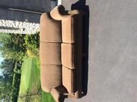 Beautiful Brown Couch forsale