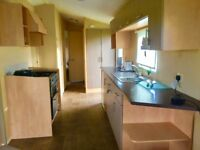 Static Caravan Holiday Home - 3 Bedroom - Huge Living Space - Scottish Borders Sea-front Park