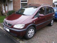 Vauxhall Zafira Auto 1.8 Design