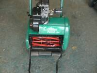"QUALCAST 14"" CYLINDER MOWER"