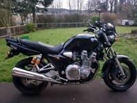 Yamaha xjr1300 Nov 2004