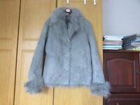 Monsoon Ladies Women Coat/ Jacket Size 10