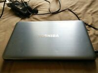 Toshiba L855 i7 Blueray Laptop