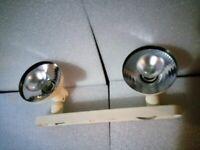 Spotlights dual, can deliver