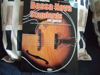 Bosa Nova standard for guitars