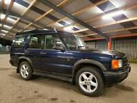 LandRover Discovery 2.5 TD5 ES 7 SEATER! STUNNING EXAMPLE! FULL LEATHER! HEATED SEATS! MUST BE SEEN!
