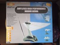 Indoor Aerial - SLX Digitop Amplified high performance
