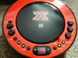 X Factor LS-11 CDG Karaoke machine