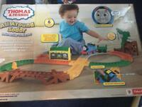 My first Thomas track