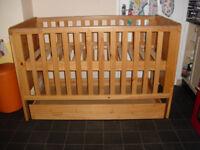 Babystart Delfina Cot Bed