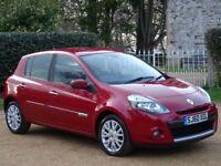 2010 (60) Renault Clio 1.5 dCi Dynamique 5dr (Tom Tom) NAVIGATION + DIESEL