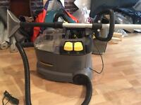 Karcher propuzzi 400 carpet and car cleaner