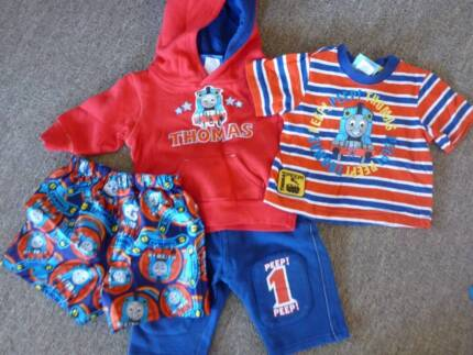 Thomas the Tank Engine WINTER SET - size 00 Albany Creek Brisbane North East Preview