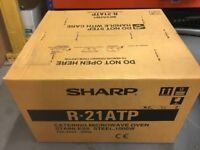 Sharp 21-AT microwave oven