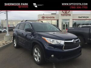 2016 Toyota Highlander-Limited-Clean History!