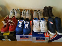 Huge joblot trainers sizes 7-8