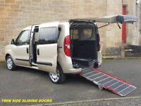 2012 Fiat Doblo Mylife 1.4L ⭐⭐ Wheelchair Access Vehicle ⭐⭐