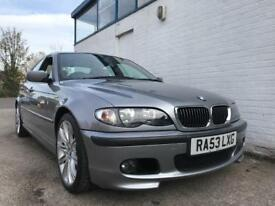 2003 BMW 3 SERIES 325i SPORT ONLY 59,000 MILES!!