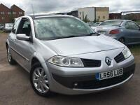 Renault Megane 1.5 DCI 2007 + FULL SERVICE HISTORY + MOT TILL OCTOBER 2017 + ELECTRIC SUNROOF
