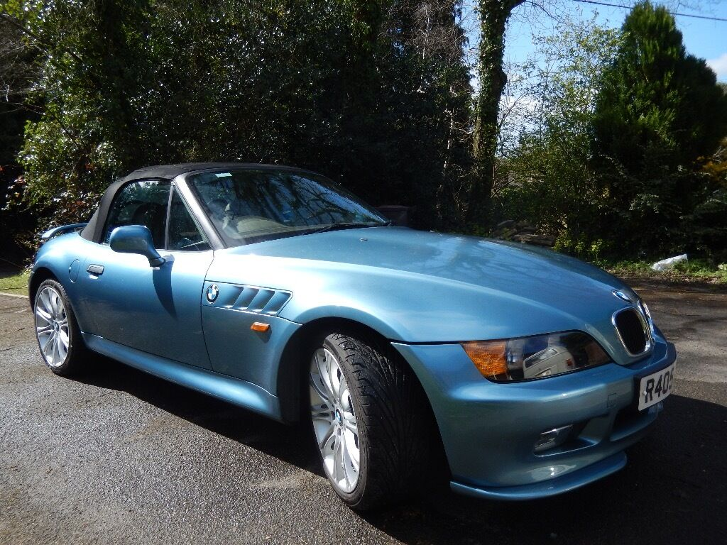 bmw z3 ac schnitzer body kit in lytchett matravers dorset gumtree. Black Bedroom Furniture Sets. Home Design Ideas