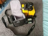 kodak bridge camera, with original box and receipt