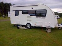 Sterling Eccles Sport 442, 2 berth caravan £10,500