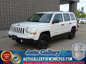 2015 Jeep Patriot Altitude 4x4*Only 621 kms !