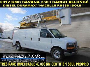 2012 GMC Savana 3500 NACELLE RH38D DIESEL DURAMAX
