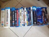 Blu-rays English movies 32 items