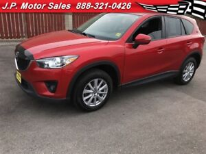 2015 Mazda CX-5 GS, Automatic, Sunroof, Back Up Camera, AWD