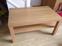 Ikea coffee table £5