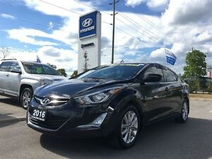 2016 Hyundai Elantra SE Sport Not a rental!  Financing from 0.99