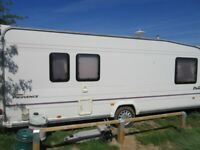 Bailey Pageant Provence Caravan 5 Berth