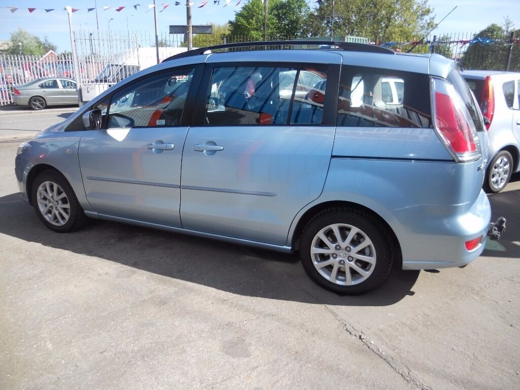 2009 7 seater mazda 5 ts2 mpv 6 speed gearbox