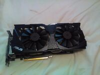 GTX 970 strix graphics card