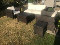 Marks and Spencer's quality rattan garden patio or conservatory furniture