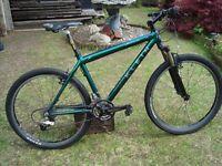 klein mountain bike