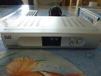 Maxview digital satellite receiver for a caravan or campervan