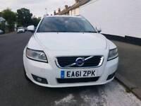 Volvo V50 Estate 1.6 diesel low mileage PCO uber ready
