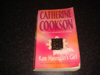 Catherine Cookson - KATE HANNIGAN`S GIRL - used paperback book, post or collection