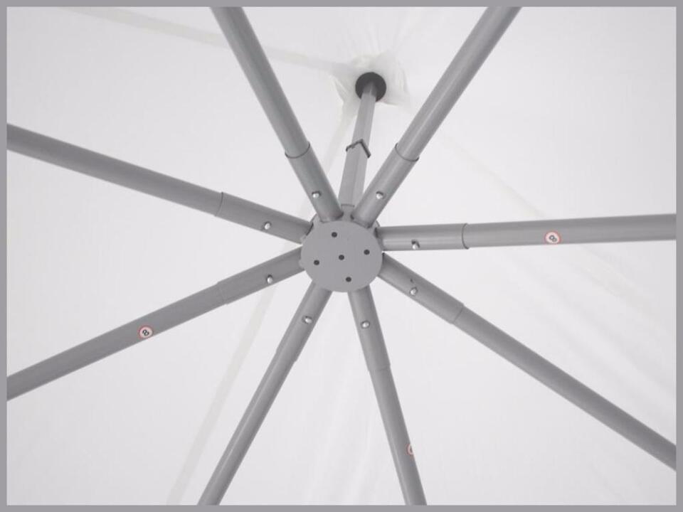 Festzelt Partyzelt Zelt mieten 5x5 60 Personen ohne Kaution