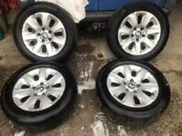BMW Alloys fit Vivaro Trafic