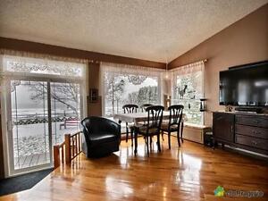 196 000$ - Maison à un étage et demi à vendre à Roberval Lac-Saint-Jean Saguenay-Lac-Saint-Jean image 3