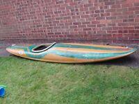 "Surf Kayak Malibu Board Style 325 CM /10`8"" Long"