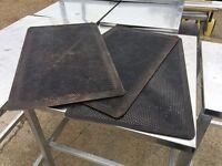 Perforated Baking Sheet