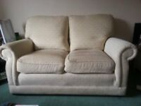 Very comfy & clean 2 seater sofa
