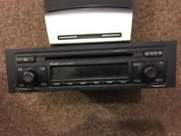 Audi Concert Radio & CD Player