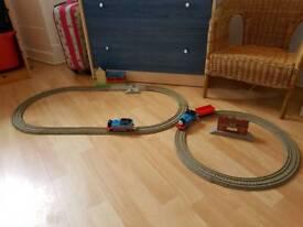 Thomas the tank train track