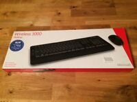 New Microsoft wireless keyboard